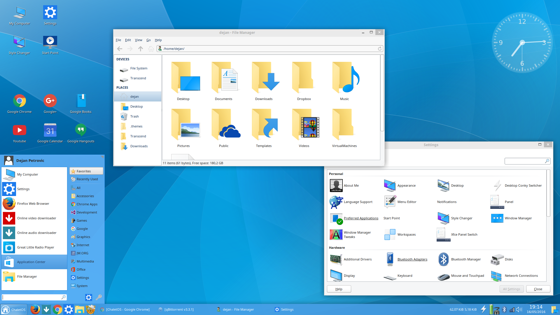 ChaletOS with Windows10 icons.png